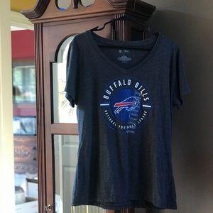 Buffalo Bills Team Apparel women's xl shirt new